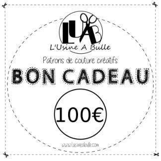 exemple bon cadeau 100 euros luab