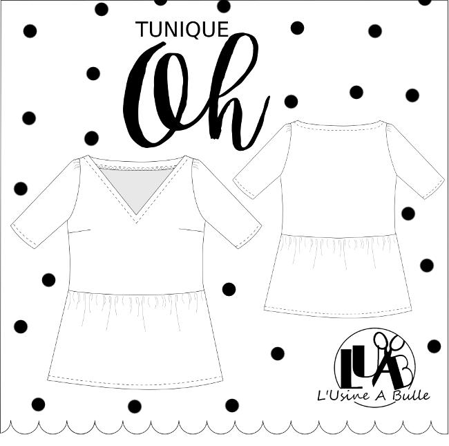 Tunique Oh de L'Usine à bulle